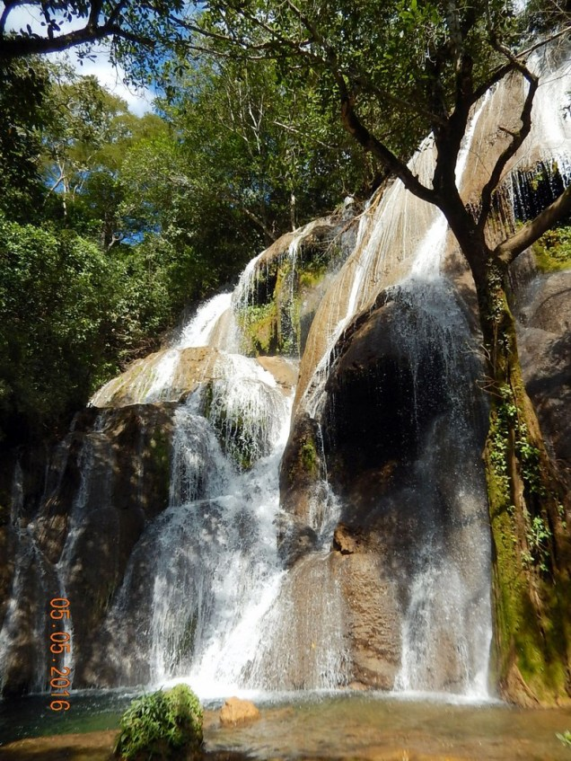 Cachoeira Buraco do Macaco