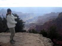 E com vocês: o Grand Canyon