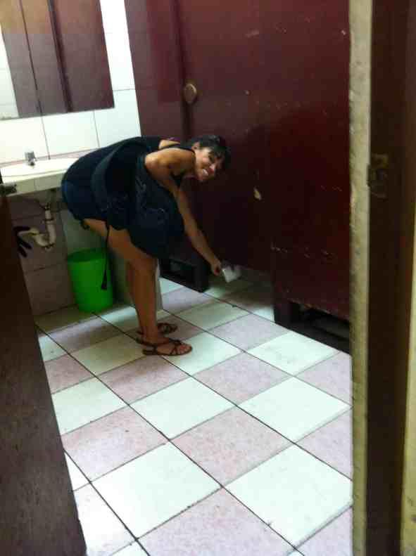 Toilet paper shortage - it happens