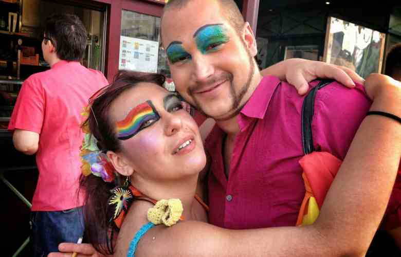 Vienna's Gay Pride Festivities