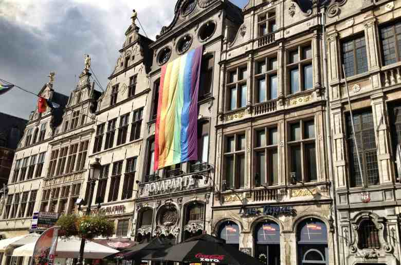 The Gayest Weekend in Antwerp, Belgium