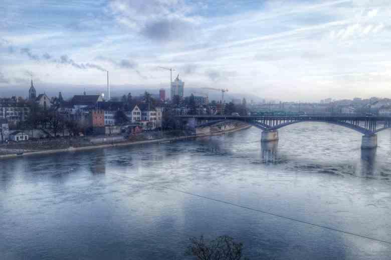 Celebrating the Holiday Spirit in Basel, Switzerland