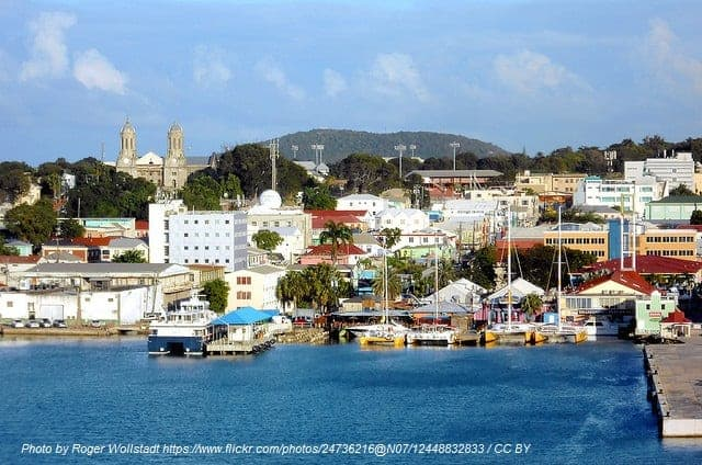 Spending Time in Antigua