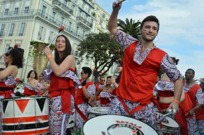 Carnival Turns Gay for the First Time in Nice, France