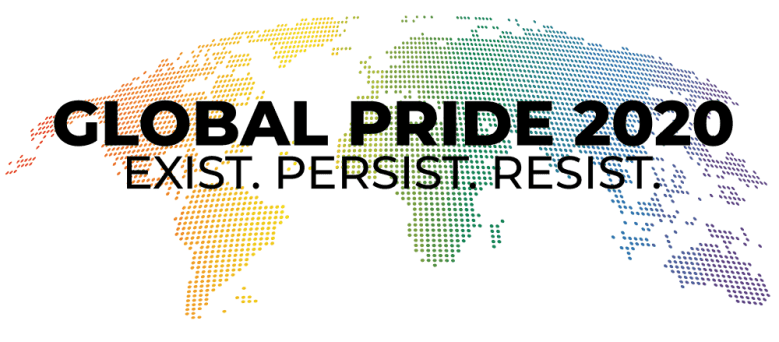 Celebrate Global Pride Virtually on June 27th