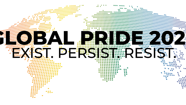 Celebrate Global Pride Virtually on June 27th
