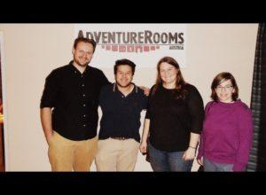 Adventure Rooms - Team Flawless