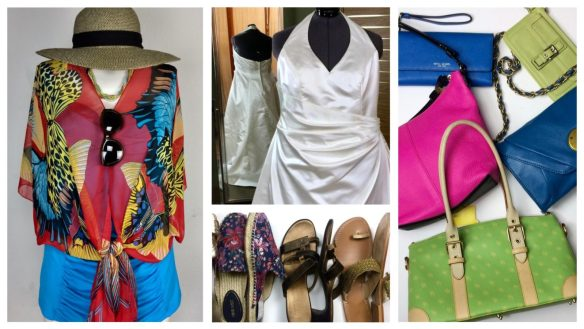 Two Big Blondes Giant Storewide & Bag Sale @ Two Big Blondes Plus Size Consignment