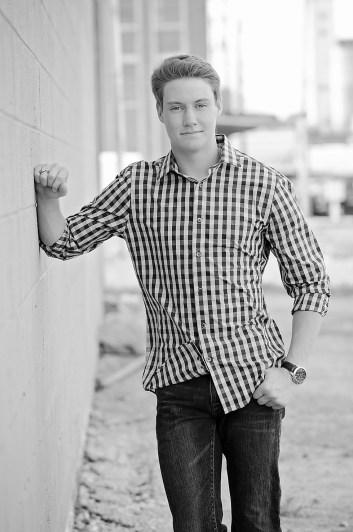 Jared | Albany Senior {Abilene, TX Photography}