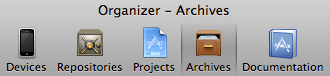 Organizer - Archives