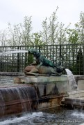 Versaille, Hunting dog fountain