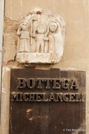 Orvieto sign