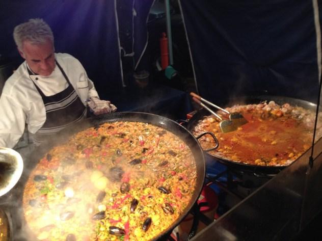 Vivid Festival Food Sydney