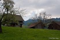 Swiss home, Kriens near Lucerne