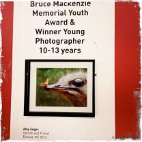 Heritage Award Photography exhibition
