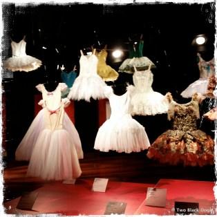 Tutus and Ballerina costumes