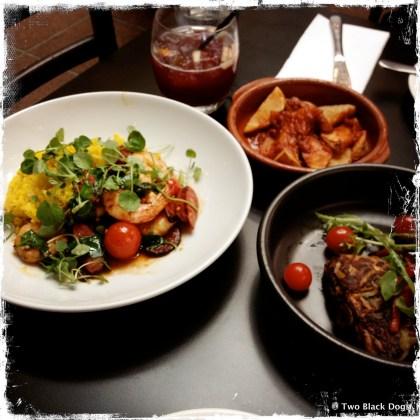 Tapas and Raciones at Ole Restaurant