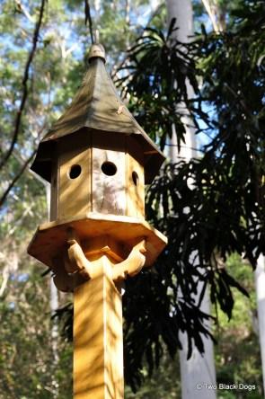 Birdhouse in Botanic Gardens
