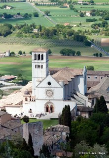 St Francis' Cathedral, Assisi