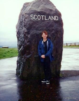 At the border 1999