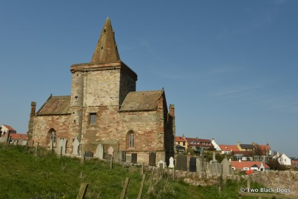 The historic kirk (church)