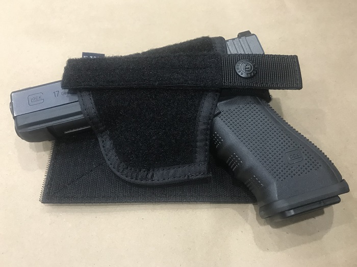 velcro universal holster pouch