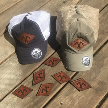 Distressed Logo Hat