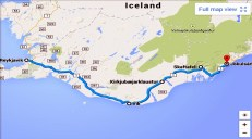 Rout Map - Day 5
