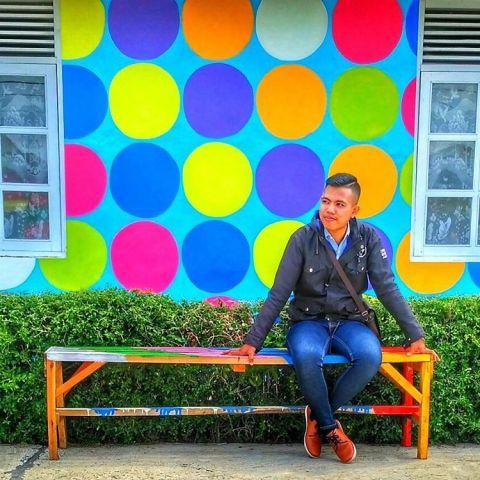 rainbow-colored-village-8