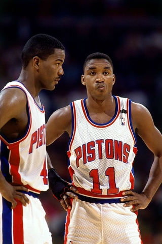 thoams and dumars