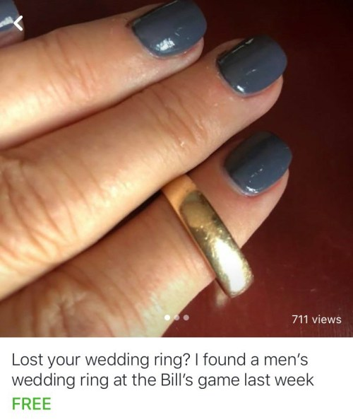 Some Guy S Wife Is Probably Losing His Her Mind After Husband