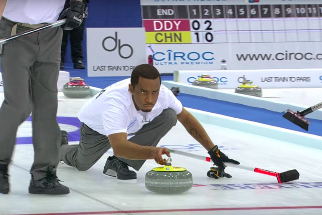 5 Reasons You're Going to Love Watching Curling in the Winter Olympics (Besides Diddy and Cheetos)