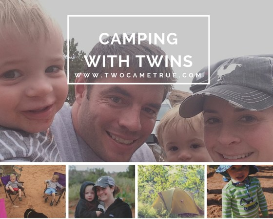 CAMPING With twins