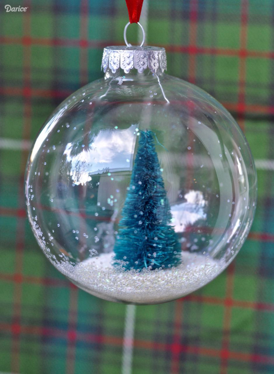 15 DIY Ornaments to Help You Create Holiday Memories With Your Twins ...