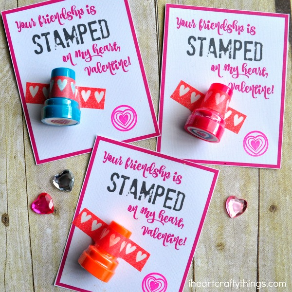 20 Candy Free Valentine Ideas for Kids | Two Came True