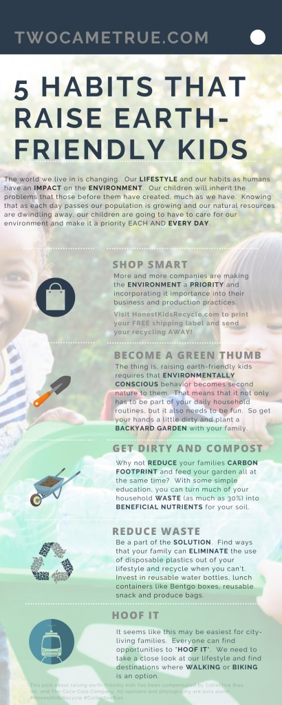 raising earth-friendly kids