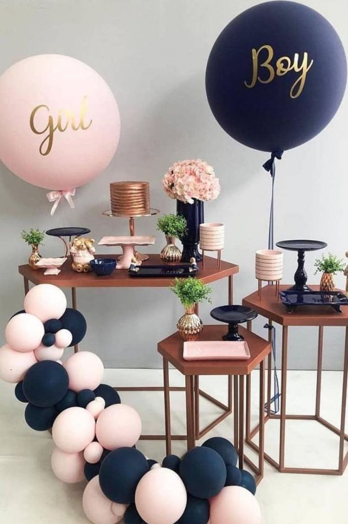 Twin Boy And Girl Baby Shower : shower, Ultimate, Shower, Themes