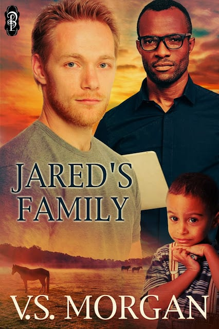 Jared's Family by V.S. Morgan: Release Day Blitz and Excerpt
