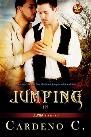 Jumping In by Cardeno C: Quick Review with Giveaway