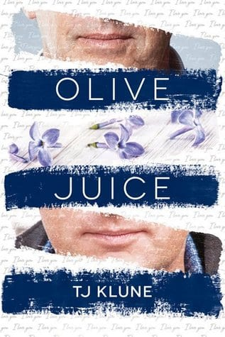Olive Juice by TJ Klune: Release Day Review with Giveaway