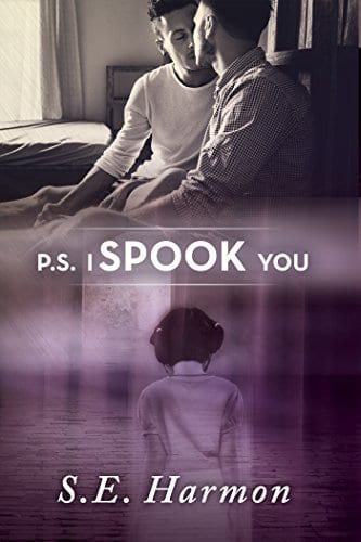 P.S. I Spook You by S.E. Harmon: Release Day Review with Giveaway