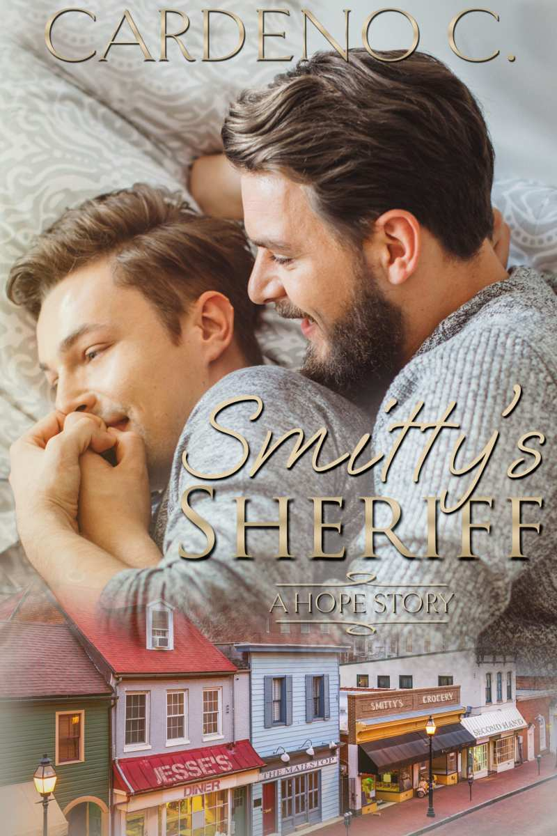 Smitty's Sheriff by Cardeno C: Blog Tour