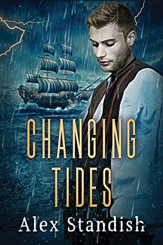 Changing Tides by Alex Standish: Release Day Review and Giveaway
