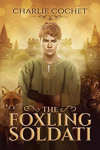 The Foxling Soldati by Charlie Cochet: Release Day Review and Giveaway