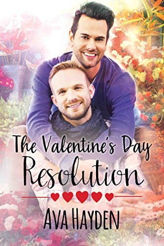 The Valentine's Day Resolution by Ava Hayden: Release Day Review and Giveaway