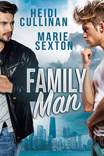 Family Man by Heidi Cullinan and Marie Sexton: Release Day Review with Giveaway