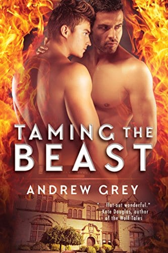 Taming the Beast by Andrew Grey: New Release Review with Giveaway