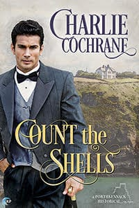 Count the Shells by Charlie Cochrane: Blog Tour, Exclusive Guest Post, and Giveaway
