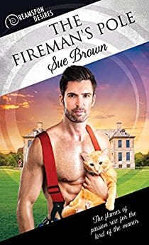 The Fireman's Pole by Sue Brown: Release Day Review with Giveaway