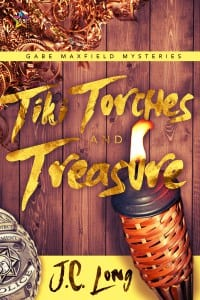Tiki Torches and Treasure by J.C. Long: Release Day Blitz with Excerpt and Giveaway